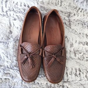 Cole Haan | woven loafers